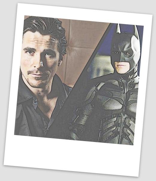 Doppa personalità o la stessa maschera double face? Batman è nudo, la Regina è lupa!