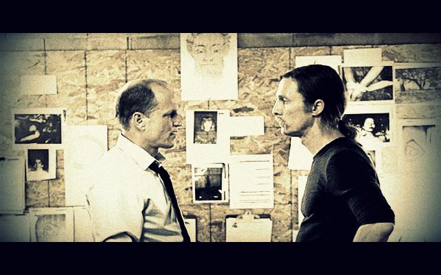 True Detective Harrelson McConaughey
