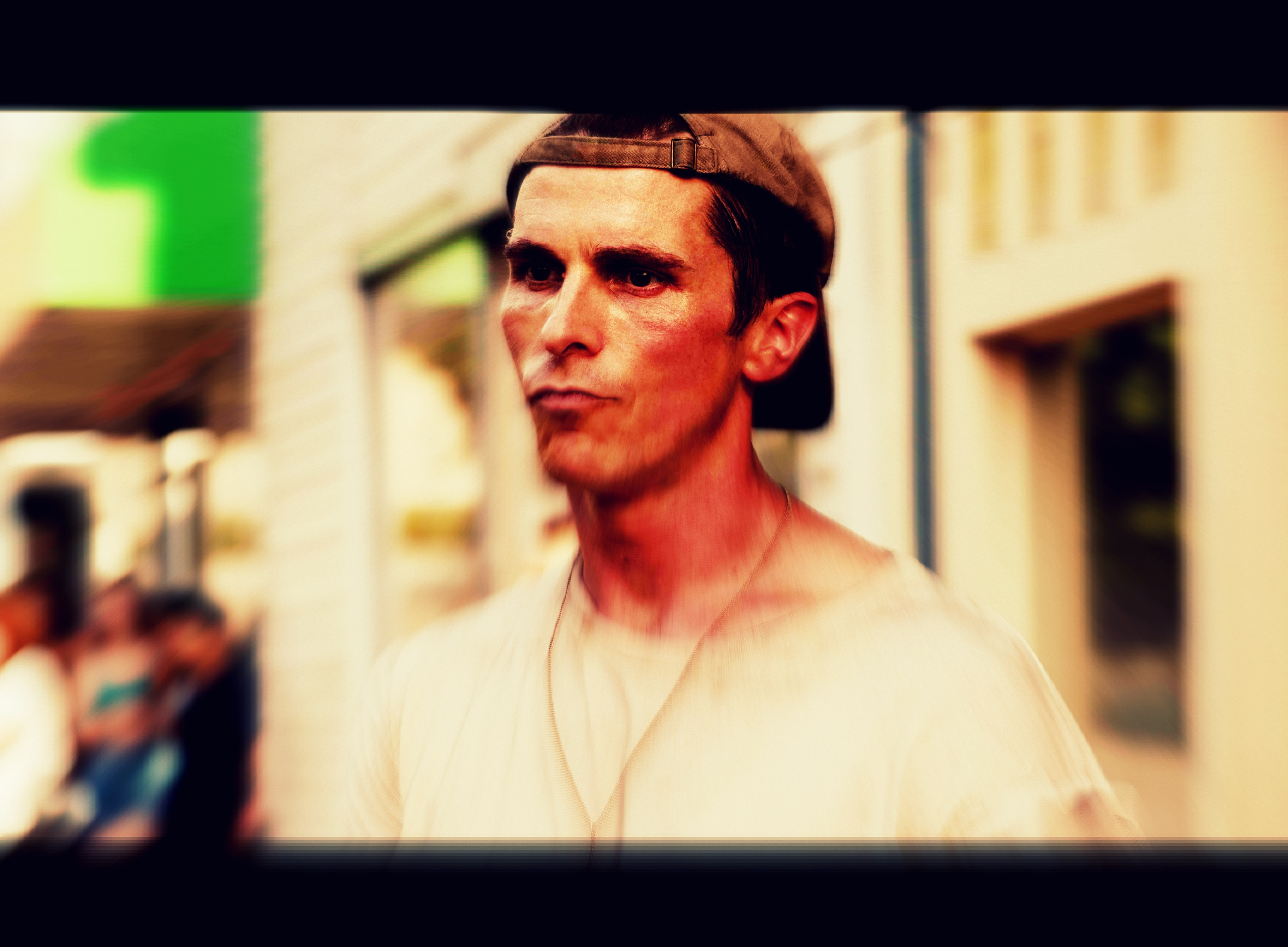 Dick Eklund (CHRISTIAN BALE) in THE FIGHTER