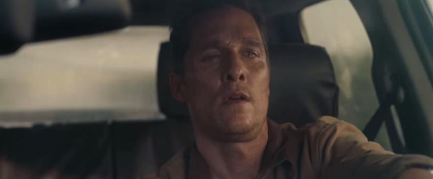 Interstellar McConaughey