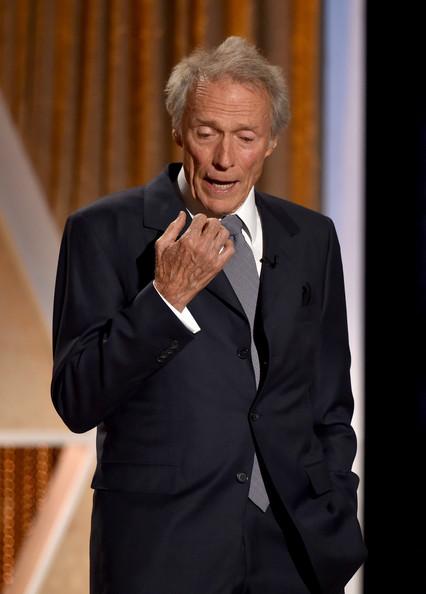 Clint Eastwood honors ...