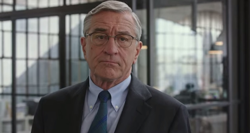 de niro the intern
