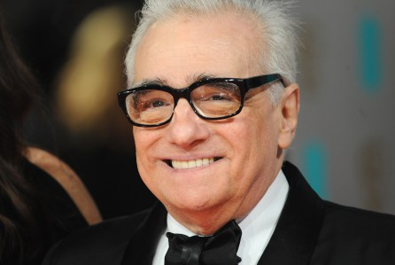 LONDON, ENGLAND - FEBRUARY 16:  Director Martin Scorsese attends the EE British Academy Film Awards 2014 at The Royal Opera House on February 16, 2014 in London, England.  (Photo by Anthony Harvey/Getty Images)