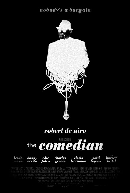 thecomedianposter