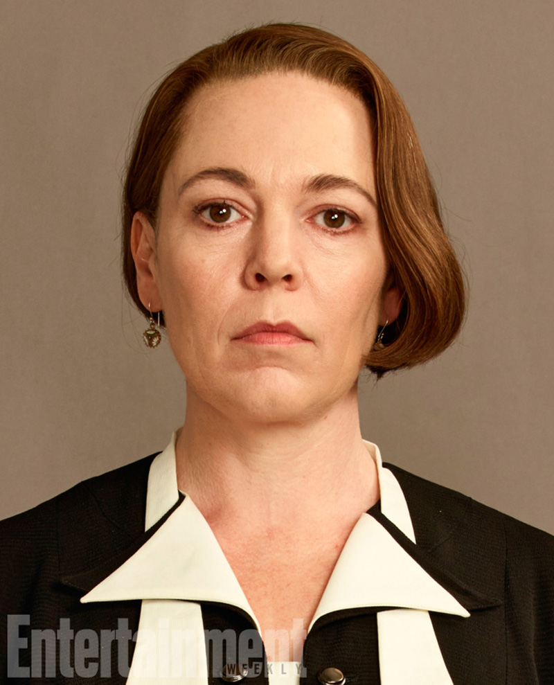Murder on the Orient Express (2017) Olivia Colman