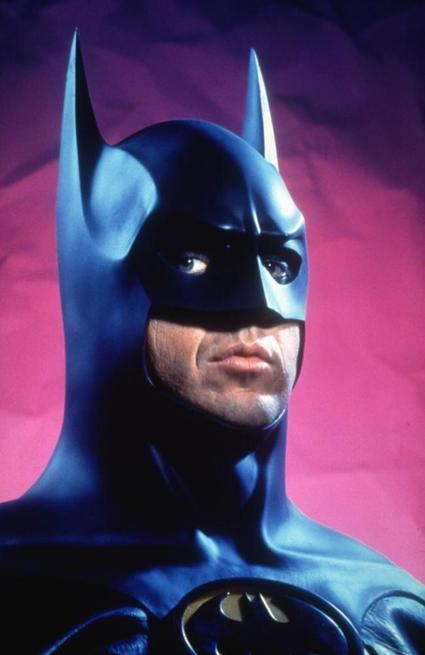 BATMAN RETURNS, Michael Keaton, 1992