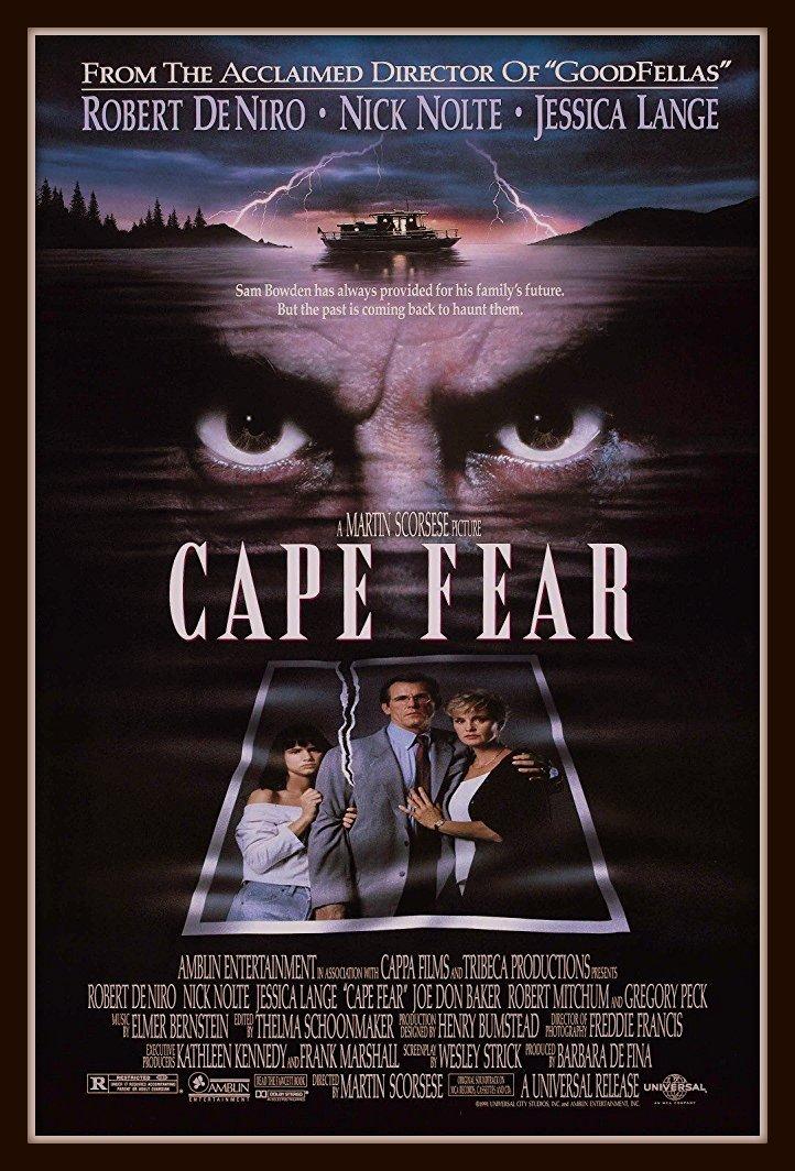 Cape Fear Locandina