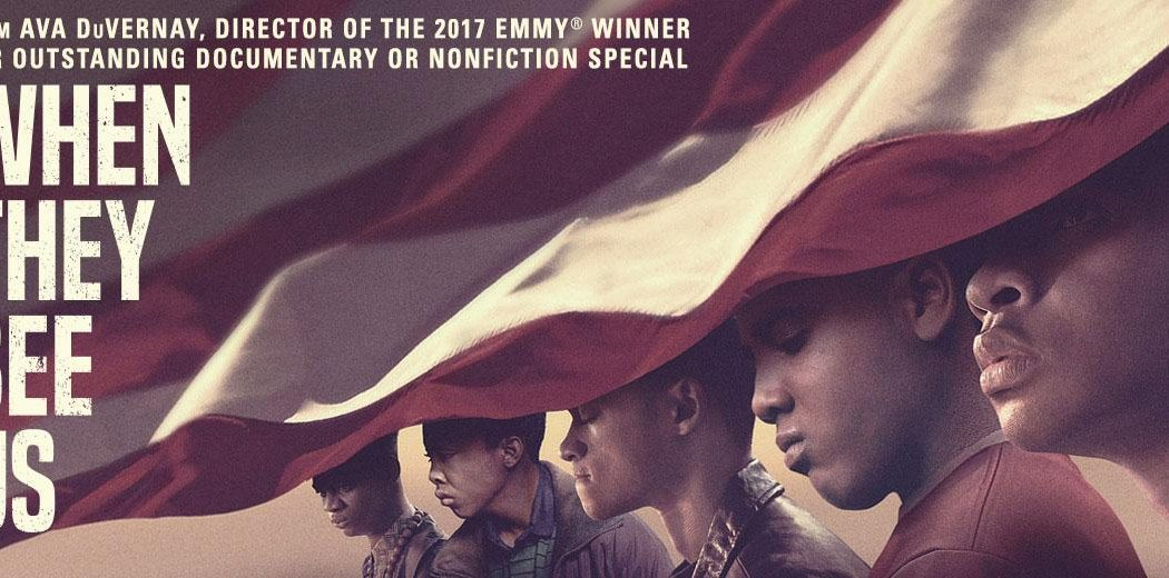 when-they-see-us-recensione-netflix-ava-duvernay-poster-1050x520