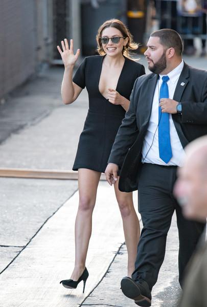 Elizabeth+Olsen+Elizabeth+Olsen+Jimmy+Kimmel+x9TZF4KQ2gIl