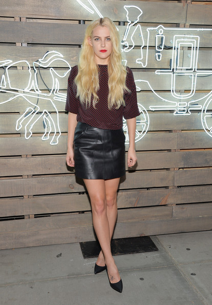 Riley+Keough+Star+Studded+Summer+Party+NYC+cpTa-klG8hRl
