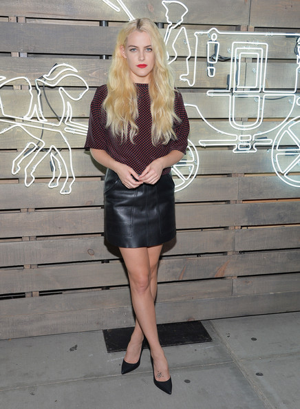 Riley+Keough+Star+Studded+Summer+Party+NYC+g1fqiuH58MXl