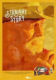 straight story poster art