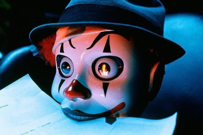 the game clown fincher