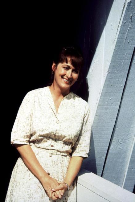 THE BRIDGES OF MADISON COUNTY, Meryl Streep, 1995