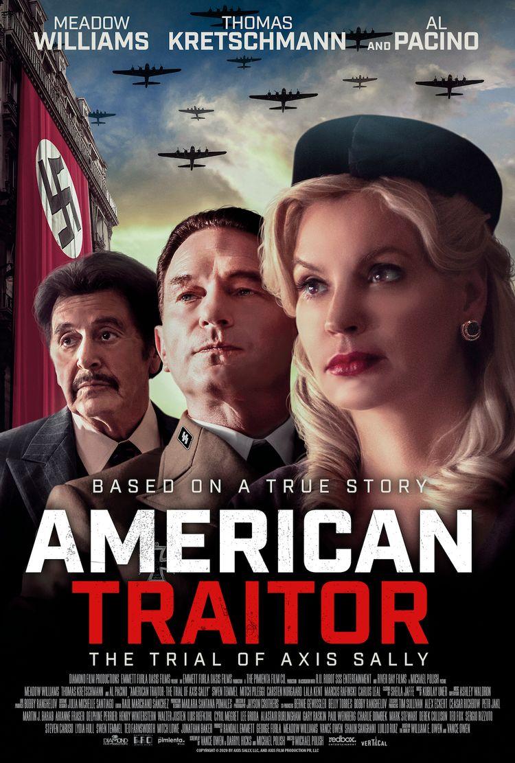 american traitor pacino