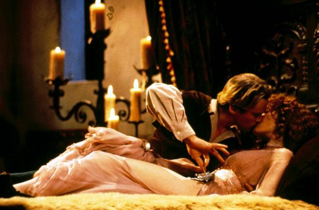 ROBIN HOOD: MEN IN TIGHTS, Cary Elwes, Amy Yasbeck, 1993