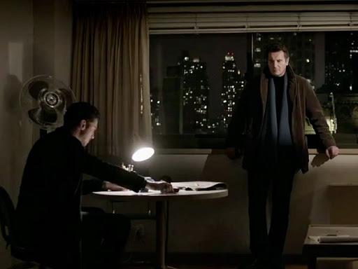 Liam Neeson preda perfetta