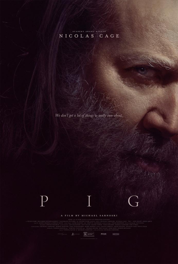 Nic Cage Pig