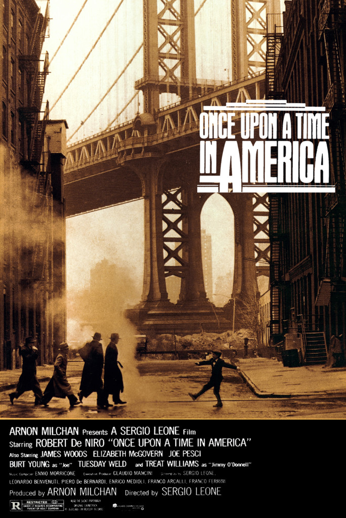 once upon a time america locandina