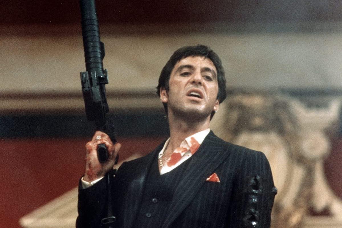pacino Scarface Tony Montana