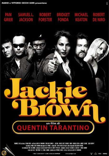 jackie brown locandina