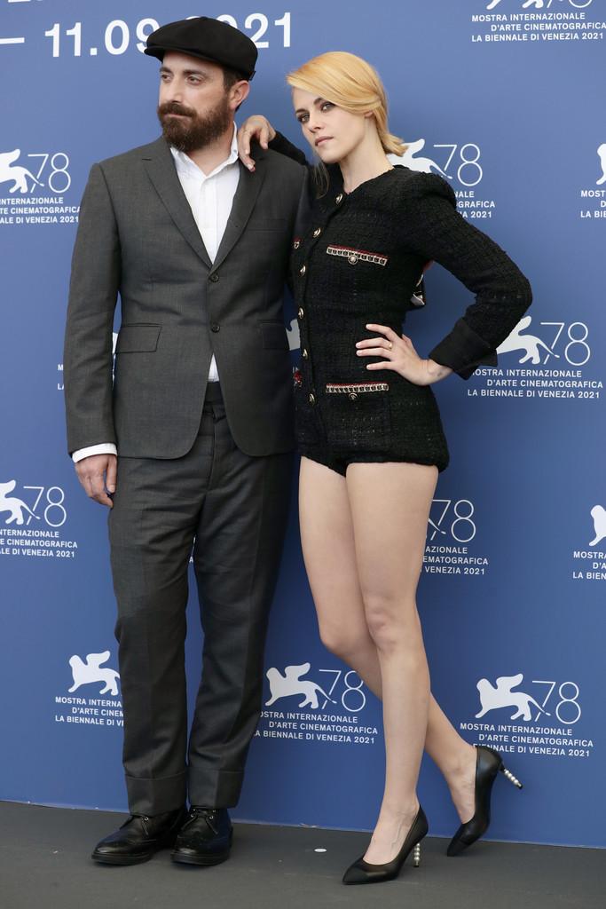 Kristen+Stewart+Spencer+Photocall+78th+Venice+MUup6D915qWx